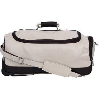 32cc5a3ffa Buy MBOSS Stylish Duffel Trolley Travel Bag Online   ₹4199 from ...