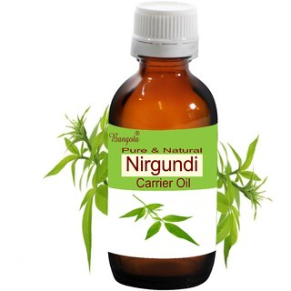 Nirgundi Oil -  Pure & Natural  Carrier Oil (30 ml)