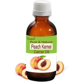 Peach Kernel Oil -  Pure & Natural  Carrier Oil (100 ml)