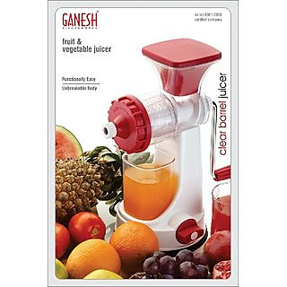 Ganesh Fruit  Vegetable Juicer color may vary