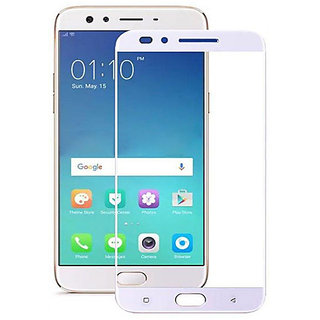 Tempered Glass For Oppo F3,Premium Oil Resistant Coated Tempered Glass Screen Protector Film Guard