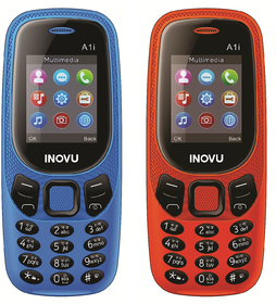 Inovu A1i (Dual Sim, 1.77 Inch Display, 800 Mah Battery - 135933168