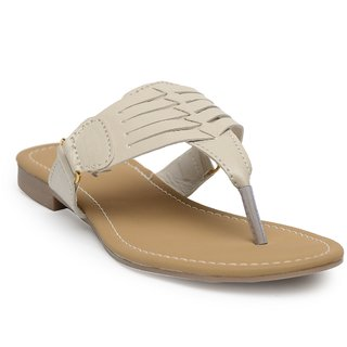 Nell women Beige footwear