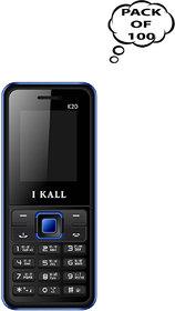 Set Of 100, I Kall K20( Dual Sim, 1.8Inch, BIS Certifie