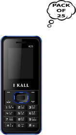 Set Of 25, I Kall K25( Dual Sim, 1.8Inch, BIS Certified