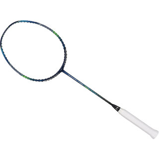 Best Ideas Premium Quality Multicolor Strung Badminton Racket/Racquet (1Pc)