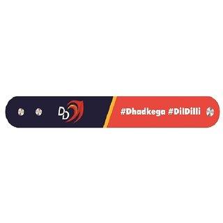 Delhi Daredevils DD Silicon band