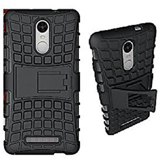 new product 4b9d1 a3312 SURYA NOTE 4 MOBILE BACK COVER Redmi Note 4 Back Cover Armor Defender  Kickstand Dual Layer Hard Case -SU20