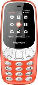 Reach Champ I3 (Dual Sim, 1.8 Display, 1500 MAh Battery