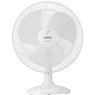 Usha Maxx Air Table Fan, Blue