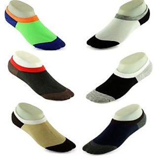 Z Decor AS Pack of 3 Lofer Socks - Multicolors