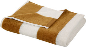 BSB TRENDZ MICROFIBRE BATH TOWEL- BROWN