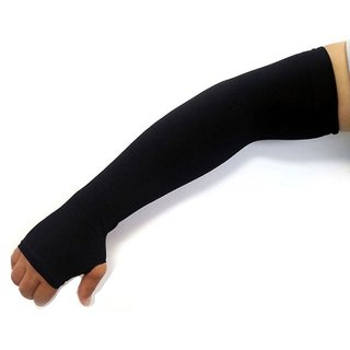 EquatorZone Korea Ice Silk Let's Slim Cooling UV Protection Arm Sleeves (New)