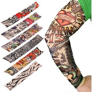 EquatorZone stylish and designer Tattoo sleeves for boys/girls