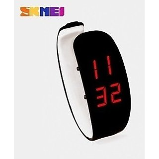Skmei wrist gear LED Digital Watch - For Boys Men Women Girls Couple 6 month warranty