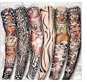 Z decor 3 Pair Arm Tattoo Sleeves For Style