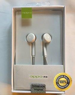 3.5mm Jack Earphone Handsfree Headset with Mic Oppo R9