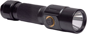 GOR 200M Rechargeable LED Flashlight Torch 4.8 Inch