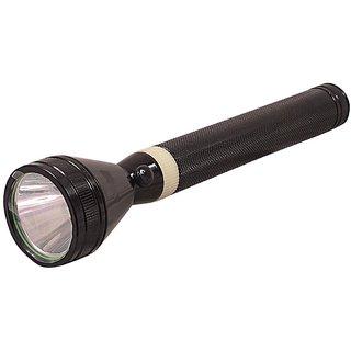 GOR Sun Invigilator 900M 3 Mode Rechargeable LED Flashlight Torch 10.6 Inch