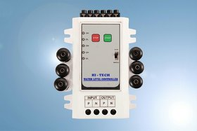 Fully Automatic Water Level Controller With Dry Run Protection