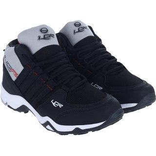 5e1f9d51d2d Buy Lancer Black Red Shoes Online - Get 12% Off