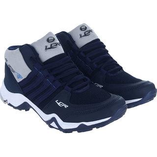 05779a14f80 Buy Lancer Navy Blue Grey Shoes Online - Get 12% Off