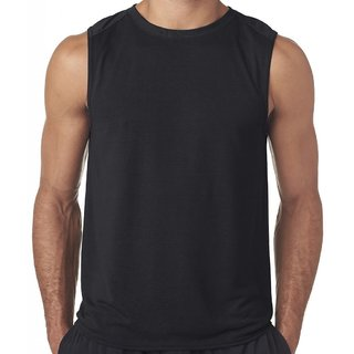 The Blazze Mens Moisture-wicking Muscle Tank Top Shirt