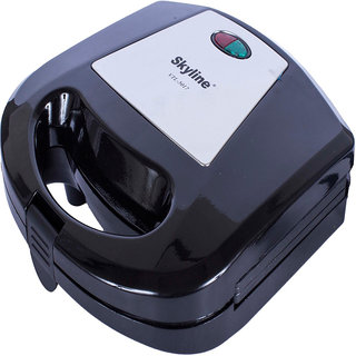 OMs Non-Stick Sandwitch Toaster - Skyline