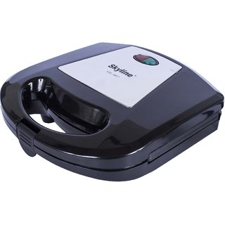 OMs skyline sandwich /grill toaster 2 Slice 5017 black