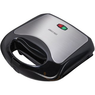 OMs Skyline VTL 5017 4 Slice Non Stick Sandwich Maker Toaster