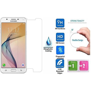SAMSUNG  J7 PRO Flexible Tempered Glass