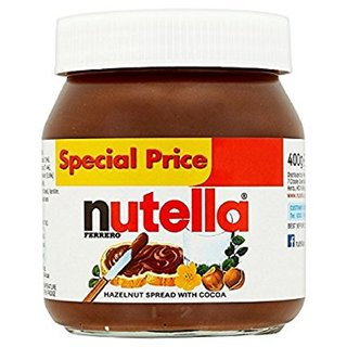 Nutella Hazel Nut and Cocoa Spread - 400g
