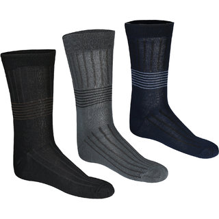 Avyagra Presents Tiger Range of Mid Calf Length Socks For Men