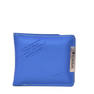 Angel Homes (Pack of 2) Royal Blue Wallet (Synthetic leather/Rexine)
