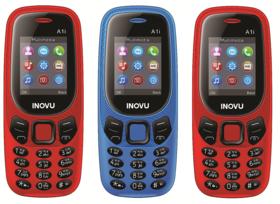 Inovu A1i (Dual Sim, 1.77 Inch Display, 800 Mah Battery - 135942178