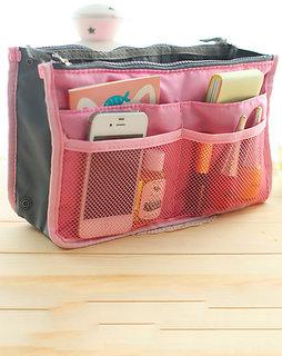 My Easy Bag Organizer - Cosmetic Organizer -Purse Large Liner Organizer Tidy Bag