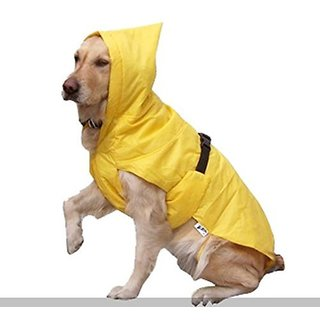 Dog Rain coat - EXPORT QUAITY - for your pet (DOG RAIN COAT) Size 28