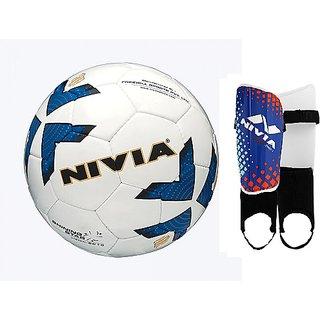 COMBO SHINNIBG STAR FOOTBALL + SPEEDY SHIN GUARD