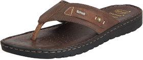 Dr.Scholls Men's Brown Slippers