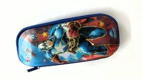 Captain America Pencil Box