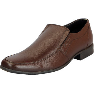 Bata Mens Brown Formal Shoe