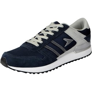 Bata Mens Navy Running Shoe