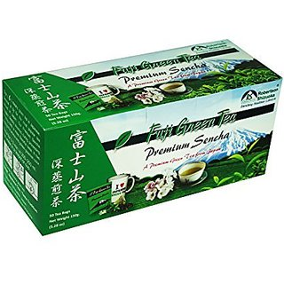 Imported GREEN TEA Bags- (Premium Sencha from Japan) with Natural and Fresh Aroma (1*20)