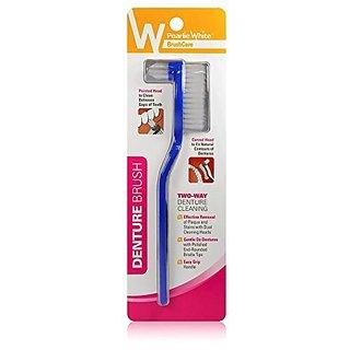 Pearlie White Denture Brush