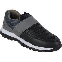 Reckoner Men'S Black Running Shoes