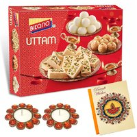Bikano Uttam Sweets Diwali Gift Pack