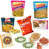 Bikano Gourmet Bag With Dryfruits-Diwali Special