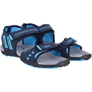 Lancer Navy Blue Sky Blue Sandals