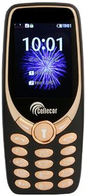 Cellecor Amaze Plus Dual Sim Feature Phone With 121 Day