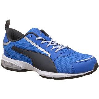 Puma Mens Blue Running Shoe